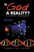 Is God a Reality?
