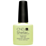 CND Shellac Colour Coat Sugarcane