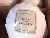 ONE Lily of the Valley Bath Bomb, 100ml by K Hall Design