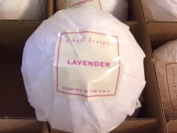 ONE Lavender Bath Bomb, 100ml by K Hall Design