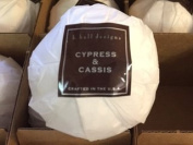 ONE Cypress Cassis Scent Bath Bomb, 100ml by K Hall Design