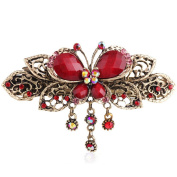 WINOMO Women Retro Butterfly Style Hair Clips Hairpins Hair Barrette Clip Beauty Tools Jewellery