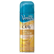 Gillette Venus with a Touch of Olay Vanilla Cashmere Shave Gel - 210ml TRG