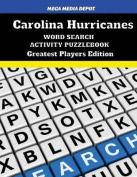 Carolina Hurricanes Greatest Players Word Search Activity Puzzle Book
