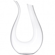 Wine Decanter,WBSEos1.2L U Shape Classic Wine Aerator, Red Wine Carafe, Wine Gifts, Wine Accessories