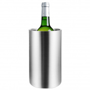 Hount Bottle Cooler Stainless Steel Double Walled Ice Bucket for Wine Champagne