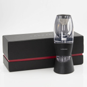 Landano Wine Aerator Decanter – Best Premium Red Wine Pourer & Diffuser with Stand, Velvet Pouch and BONUS ebook