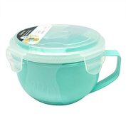 Noodle Bowl, Microwave vent lid, BPA Free, Food Microwave Container