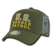 Rapiddominance Border Patrol Back to the Basics Cap, Olive