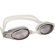 Kiefer Tempest Swim Goggle with Anti-Fog Lens Includes 3 Various Size Nosepieces
