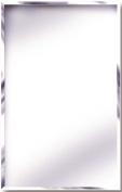American Pride BATHROOM VANITIES & CABINETS 282327 Harmony Series Recessed Medicine Cabinet, 41cm x 60cm