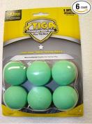 Stiga One Star Designer colour Balls 6 balls ONE colour !