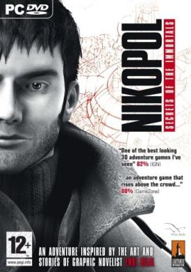 Nikopol: Secrets Of The Immortals (PC DVD)