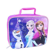 Disney (R) Frozen Insulated Luch Bag Tote w/Top Carry Handle