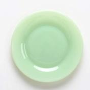 Mosser Glass 15cm Jade Bread Plate