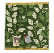 Studio Ghibli My Neighbour Totoro Wash Towel Green Ivy from Japan
