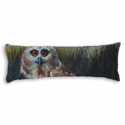 Veronicaca Owl Custom Cotton Body Pillow Covers Pillow Cases 50cm x 140cm
