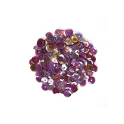 Hero Hues Ombre Purple Sequins Embellishments for Scrapbooking