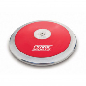Prime Sports Red Discus