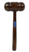 HRS Cricket Bat Knocking Sports Wooden Brown Hammer Bat Preparation Mallet