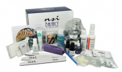 Balance UV Gel System Professional Kit is user-friendly gel system that offers the nail tech the flexibility to do natural nail overlays, tip and overlays, and sculpting