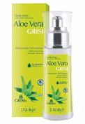Aloe Vera Crisi Deeply Moisturising Facial Cream Protective Hydratante Intense Paraben Free 60ml / 60g