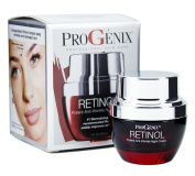 Progenix Profesional Skin Care Retinol Anti-Wrinkle Night cream for fine lines, deep wrinkles, sun damaged skin. 30ml