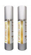 Wrinkle remover - ANTI-WRINKLE SERUM - Female beauty products - 2 Bottles