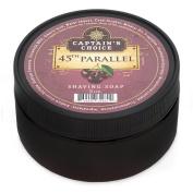 Captain's Choice 45th Parallel Shaving Soap 120ml