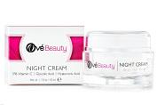 Best Night Moisturising Cream for Face, Neck & Eye Area | Firming Anti-Wrinkle Cream