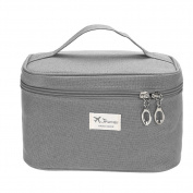 WinnerEco Professional Cosmetic Bag Women's Large Capacity Storage Travel Kit Organiser