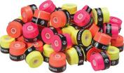 Gamma Sports Tennis Racquet Neon Overgrip - Dri or Tac