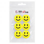 Fangcan Silicone Vibration Dampeners for Tennis Squash Racket Pack of 6