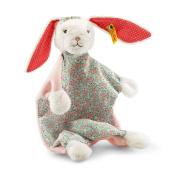 Steiff Blossom Babies Rabbit Comforter, White/Multicoloured