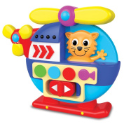 """The Learning Journey 841140cm Colour Copter Early Learning"""" Toy"""