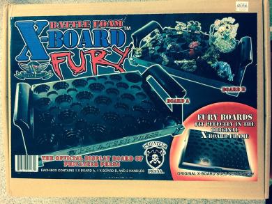 Battle Foam X-board Fury