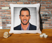 Mark-Paul Gosselaar Cushion Pillow - Pop Art - 100% Cotton - Available with or without filling pad - 40x40cm (Cover only)