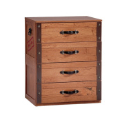 Cilek Kids Room Pirate 4 Drawer Chest