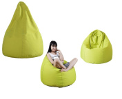 QuWei Childrens DIY Bean Bags Chair Comfortable Mini Sofa Indoor/Outdoor Soft Floor Cushion for Kids
