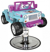 ITA-Frozen Jeep Wrangler Styling Chair
