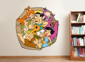Flintstones Neighbours Wall Decals