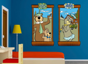Yogi Bear Window Wall Decals