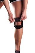 Crosstrap Full Stabilising Patella Brace by MDUB Medical. Prevent Patellar Tendonitis (Jumper's Knee) Full knee Support Brace for ACL / LCL Ligament Pain
