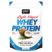 QNT Light Digest Whey Protein Coconut Nut 500g