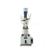 Kohstar 5L Single layer glass testing reactor for chemical labs