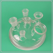 Kohstar Glass Cover for YHCHEM 10-50L Jacketed Glass Reactor