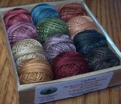 Valdani 3-strand cotton floss - Quaker Diamonds/Quakers & Quilts - Rosewood Manor