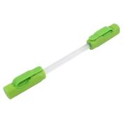 sourcingmap® Green Light LED Waterproof Stick Spoke Light For Cycling Nighttime Running