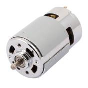 sourcingmap® GM37GB-545 DC 6-24V 7800RPM High Torque Low Speed Gear Box Motor