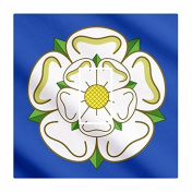 Sticar-it Ltd Yorkshire Rose County Flag Motif Light Switch Sticker vinyl cover skin decal For any Room
